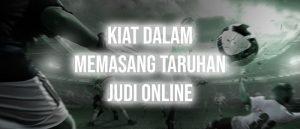 Memilih Situs Judi Online Yang Tepat Akurat